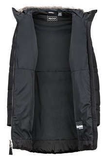 Kids' Montreaux II Coat, Black, medium