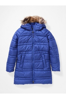 Kids' Montreaux II Coat, Royal Night, medium