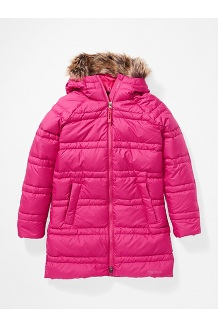 Kids' Montreaux II Coat, Very Berry, medium