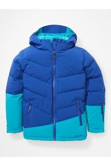 Kids' Slingshot Jacket, Royal Night/Enamel Blue, medium
