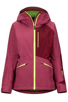 Women's Lightray Jacket, Dry Rose/Claret, medium