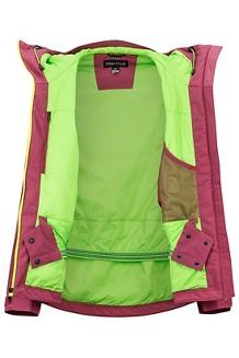 Women's Lightray Jacket, Dry Rose/Claret, medium
