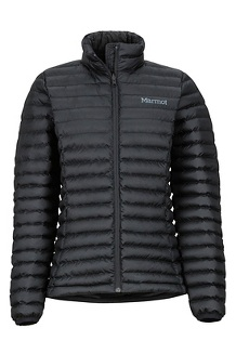 Women's Featherless Component 3-in-1 Jacket, Black, medium