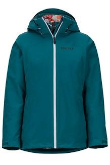 Women's Featherless Component 3-in-1 Jacket, Deep Teal, medium