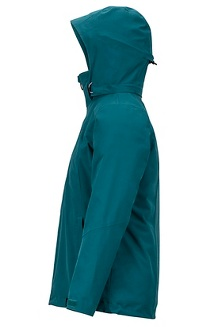 Women's Featherless Component 3-in-1 Jacket, Deep Teal, medium