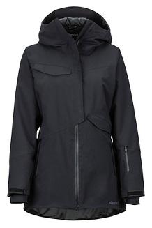 Women's Ventina Jacket, Black, medium