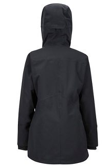 Women's Ventina Jacket, Black, medium