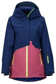 Women's Ventina Jacket, Arctic Navy/Dry Rose, medium