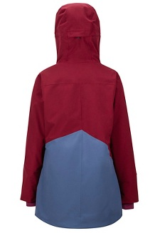 Women's Ventina Jacket, Claret/Storm, medium