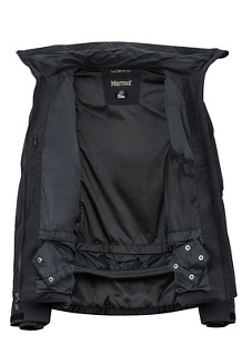 Women's Slingshot Jacket, Black, medium