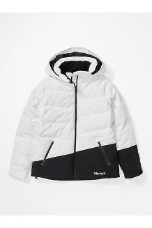 Women's Slingshot Jacket, White/Black, medium
