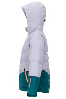 Women's Slingshot Jacket, Lavender Aura/Deep Teal, medium
