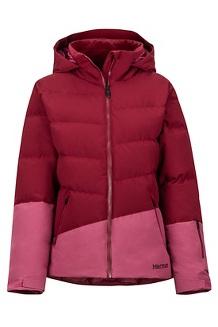 Women's Slingshot Jacket, Claret/Dry Rose, medium