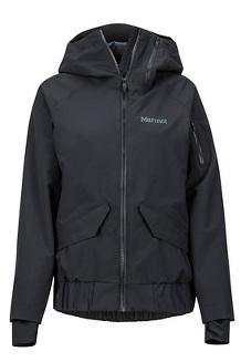 Women's Queenstown Jacket, Black, medium