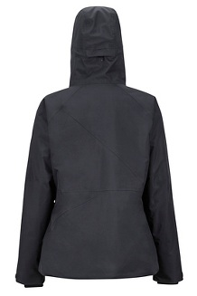 Women's Refuge Jacket, Black, medium