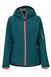 Women's Refuge Jacket, Deep Teal, medium