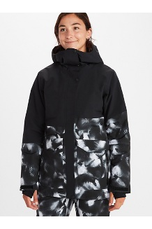 Women's Wilder Jacket, Solstice/Black, medium