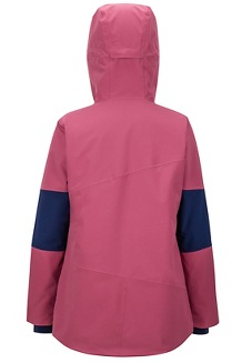 Women's Wilder Jacket, Dry Rose/Arctic Navy, medium