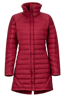 Women's Ion Jacket, Claret, medium