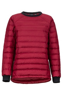 Women's Ion Pullover, Claret, medium