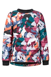 Women's Ion Pullover, Multi Pop Camo, medium