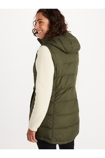 Women's Ithaca Vest, Bright Steel, medium
