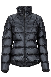 Women's Hype Down Jacket, Black, medium