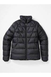Women's Hype Down Jacket, Black, medium