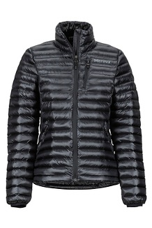 Women's Avant Featherless Jacket, Black, medium