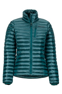 Women's Avant Featherless Jacket, Deep Teal, medium