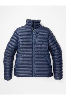 Women's Avant Featherless Jacket, Arctic Navy, medium