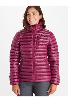 Women's Avant Featherless Jacket, Wild Rose, medium