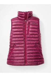 Women's Avant Featherless Vest, Wild Rose, medium