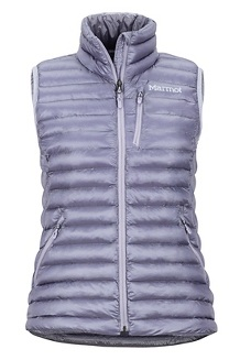 Women's Avant Featherless Vest, Lavender Aura, medium