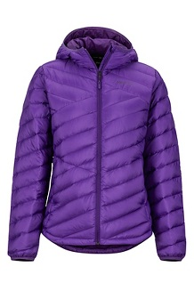 Women's Highlander Hoody, Acai, medium