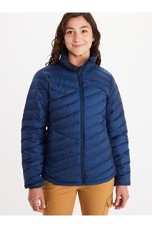 Women's Highlander Jacket, Arctic Navy, medium