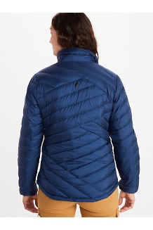 Women's Highlander Jacket, Arctic Navy, medium