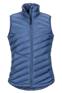 Women's Highlander Vest, Storm, medium