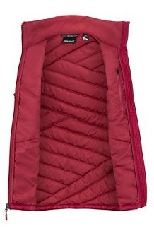 Women's Highlander Vest, Claret, medium