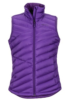 Women's Highlander Vest, Acai, medium