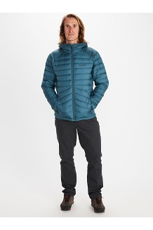 Men's Highlander Down Hoody, Stargazer, medium