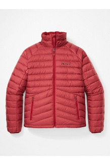 Men's Highlander Down Jacket, Brick, medium
