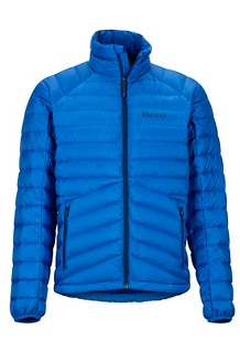 Men's Highlander Down Jacket, Surf, medium