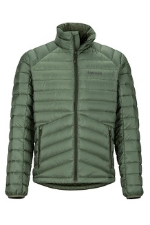 Men's Highlander Down Jacket, Crocodile, medium