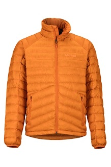 Men's Highlander Down Jacket, Hawaiian Sunset, medium