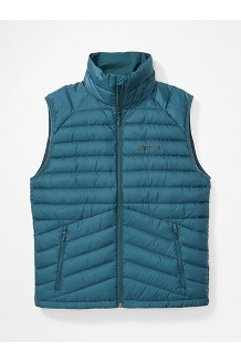 Men's Highlander Down Vest, Stargazer, medium