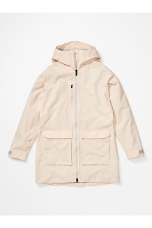 Women's Commuter Parka, Mandarin Mist, medium