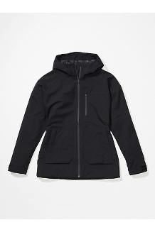 Women's Hudson Jacket, Black, medium