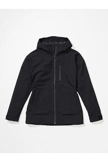Women's Hudson Jacket, Black, medium