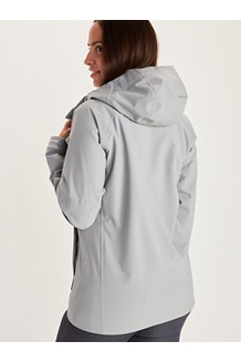 Women's Hudson Jacket, Sleet, medium